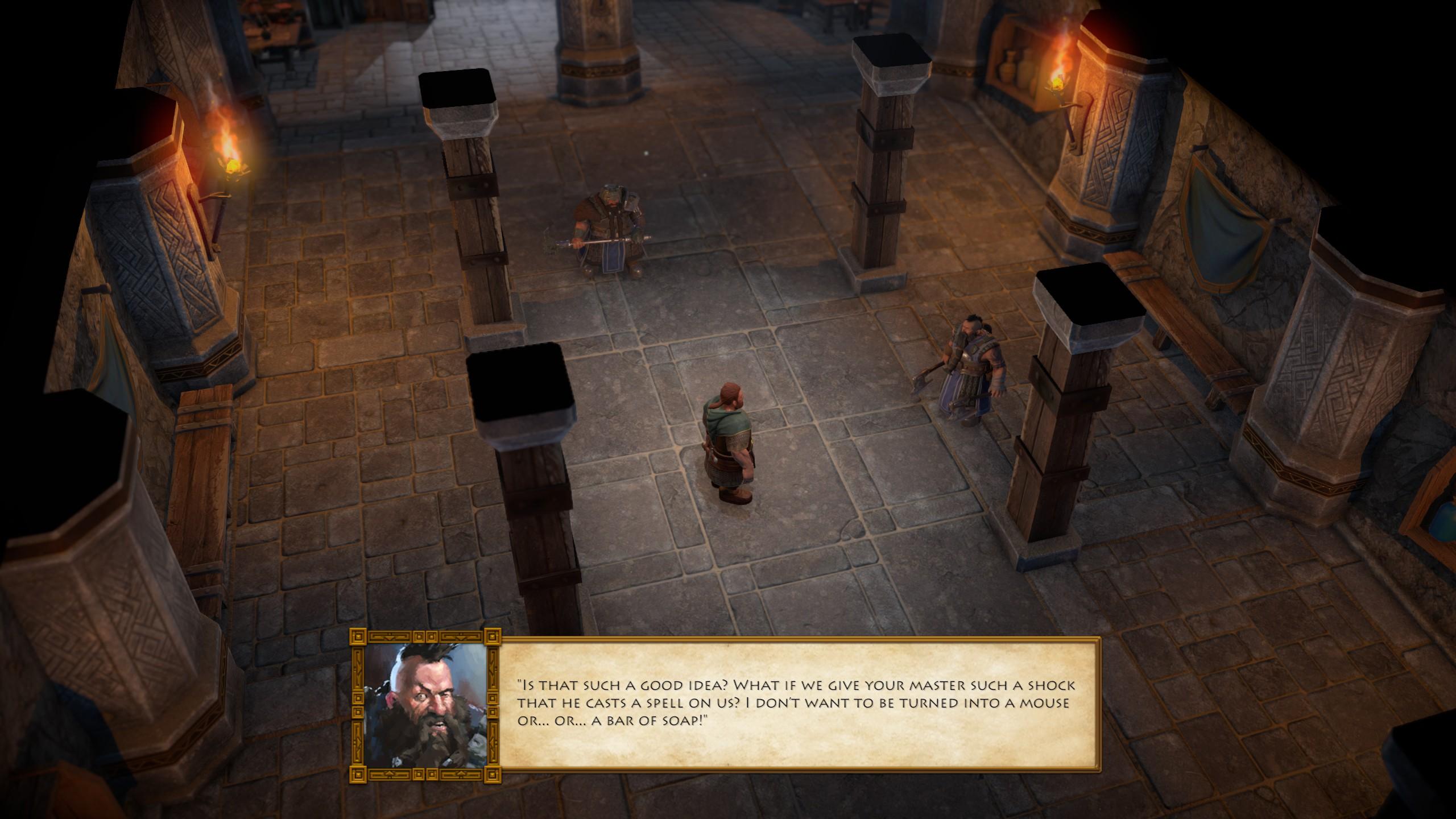 Dwarves Story