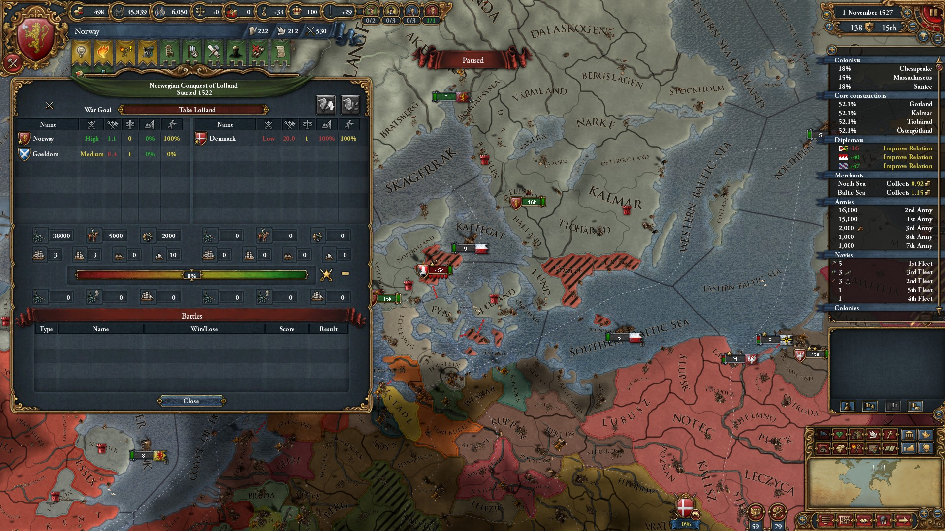 Automatic White Peace | Paradox Interactive Forums