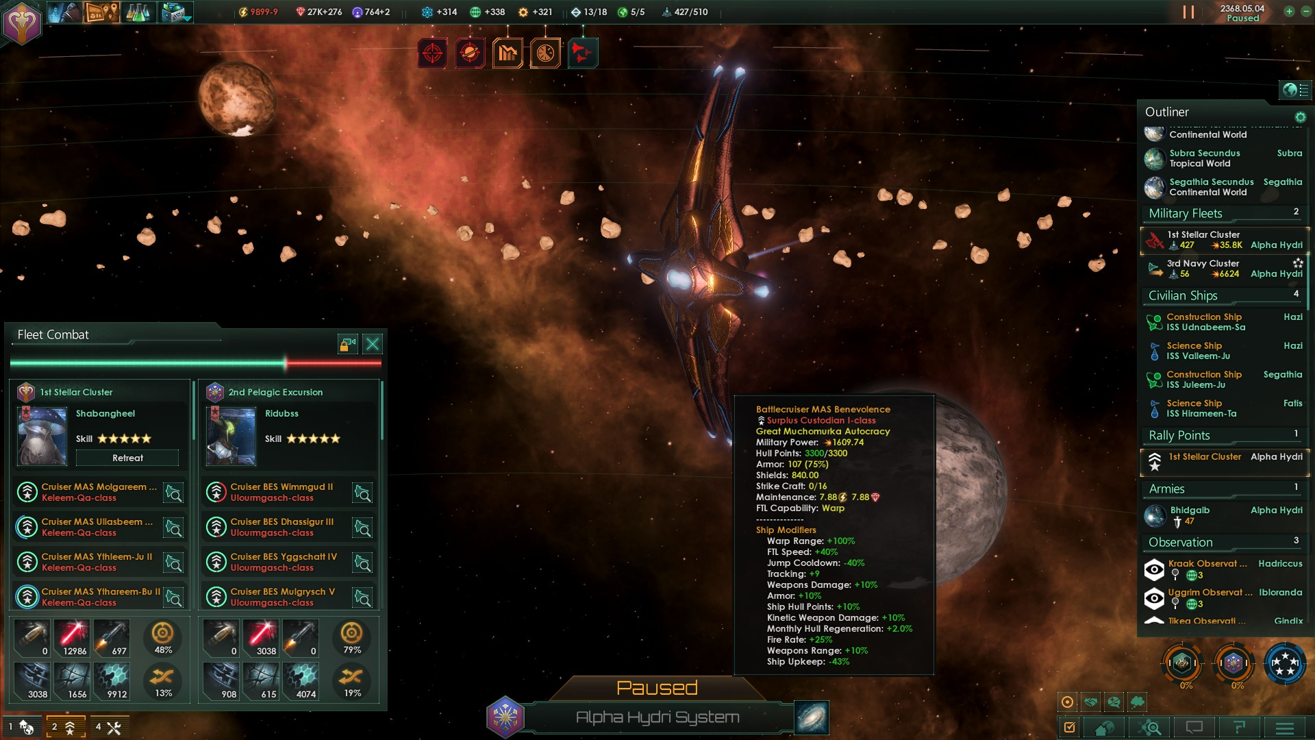 stellaris infinity machine guide