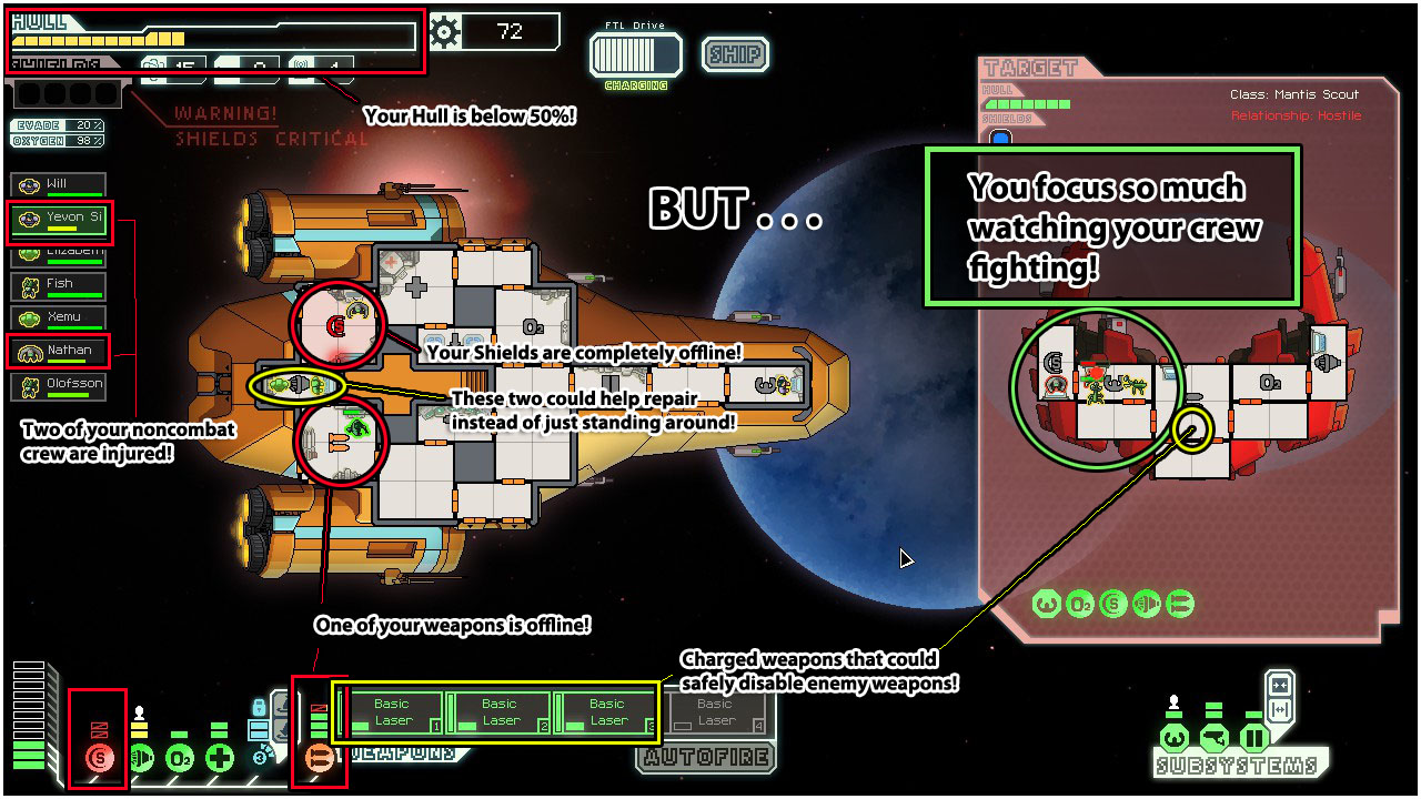 Image result for ftl game