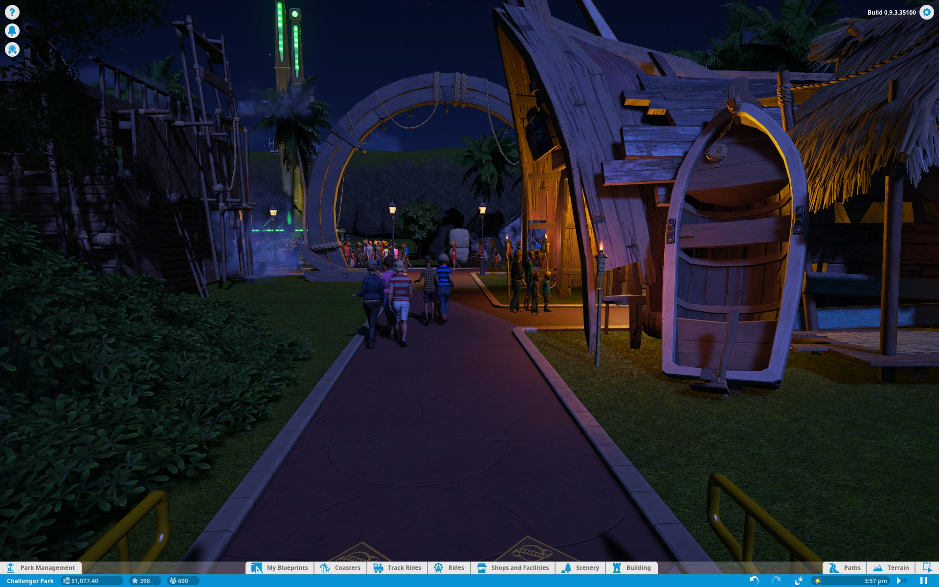 Planet Coaster - Rollercoaster Tycoon with Frontier Development