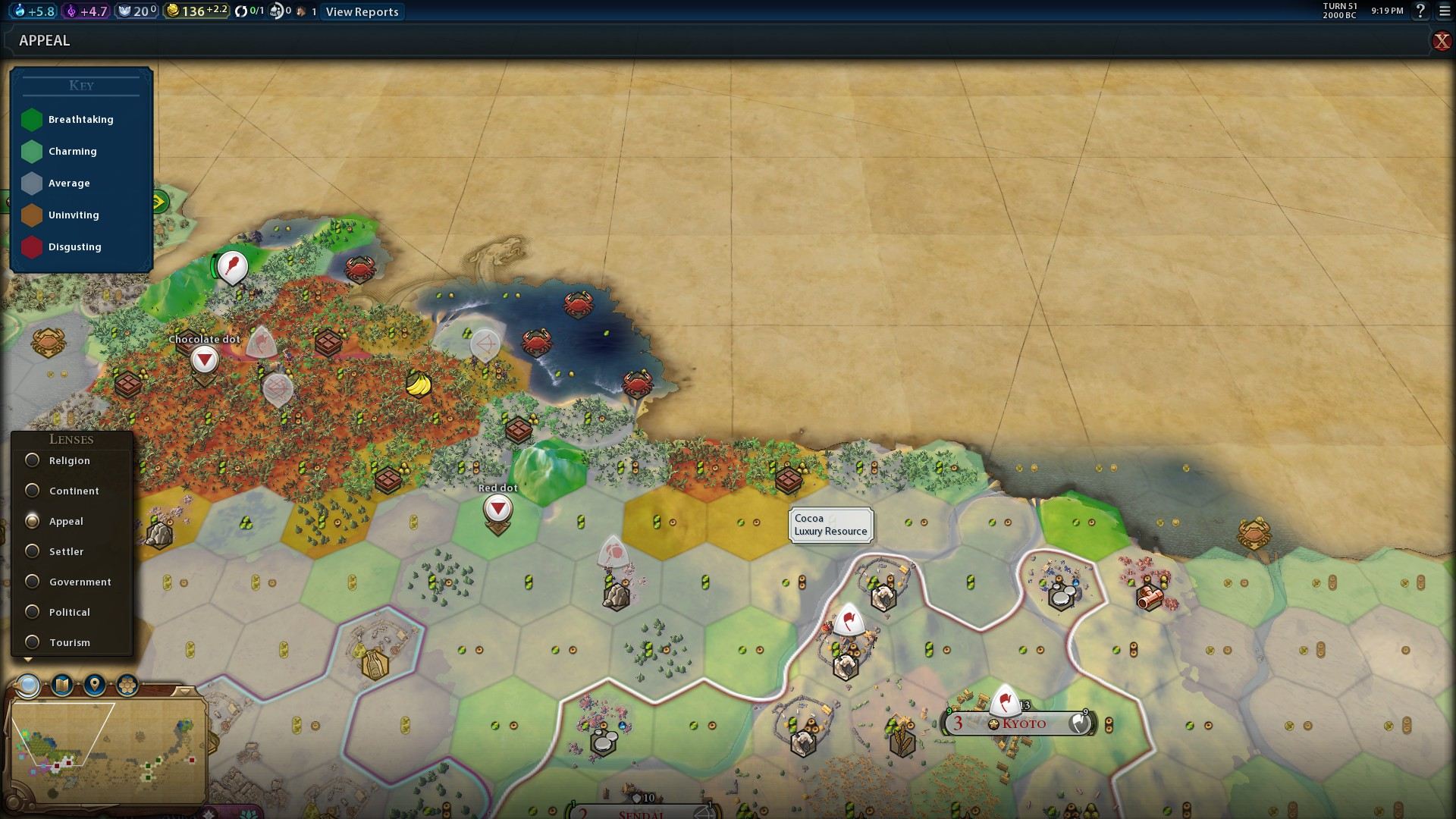 Civ6 Succession Game 1: Commercial Free Programming