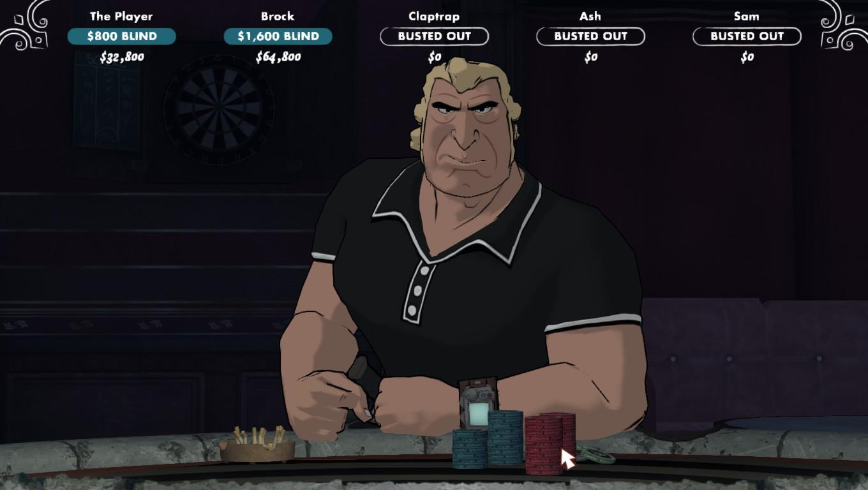 Poker night 2 tells ash