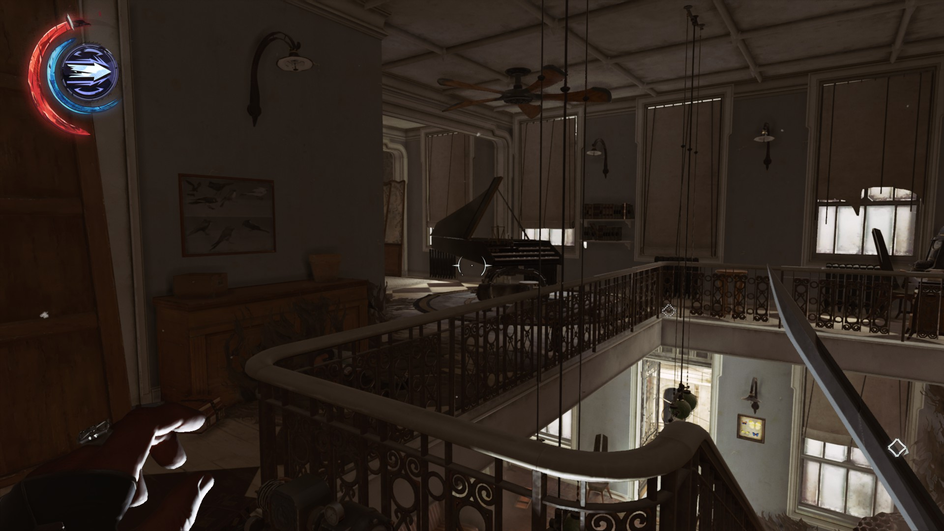 Dishonored  Blocked Room