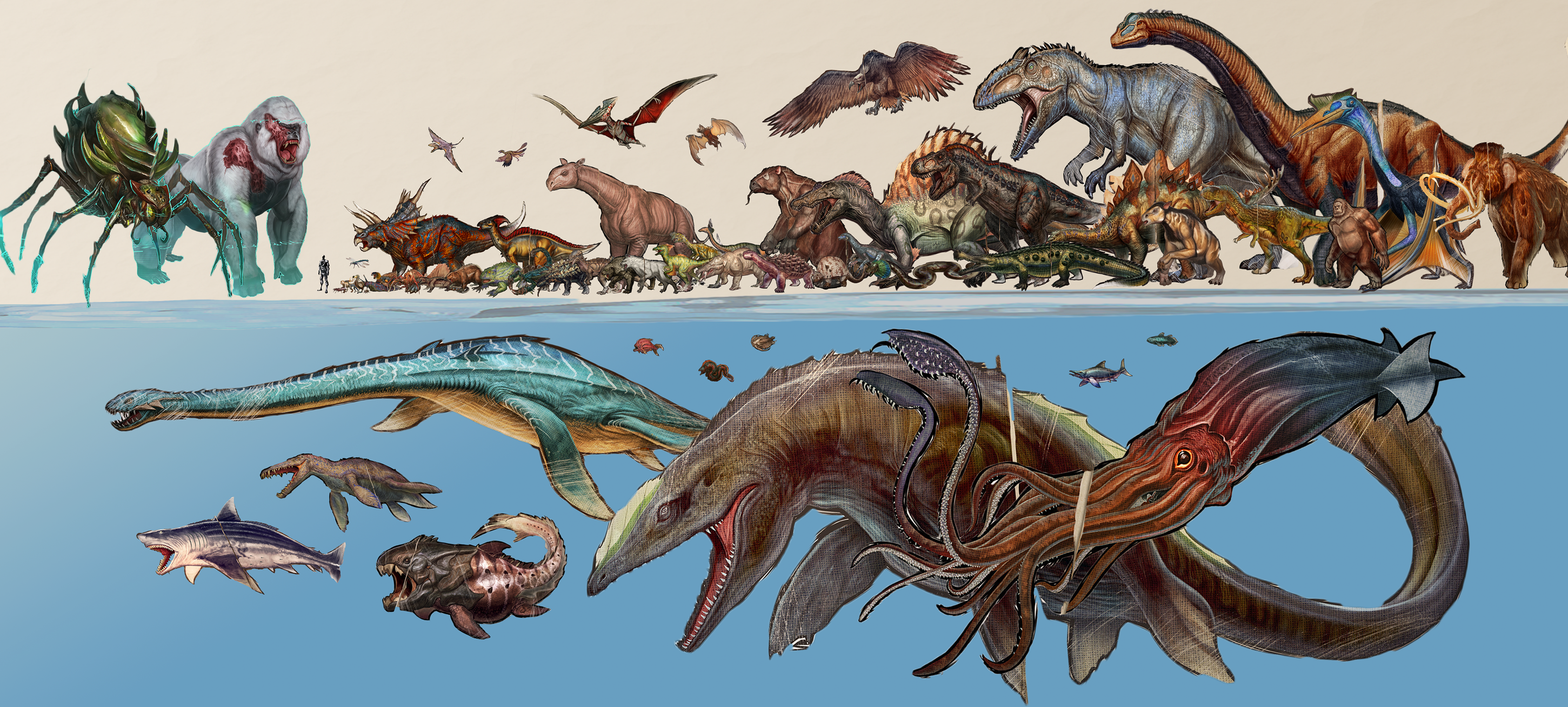 Ark survival evolved nextgen dinosaur feces the something awful juffowup posted malvernweather Image collections