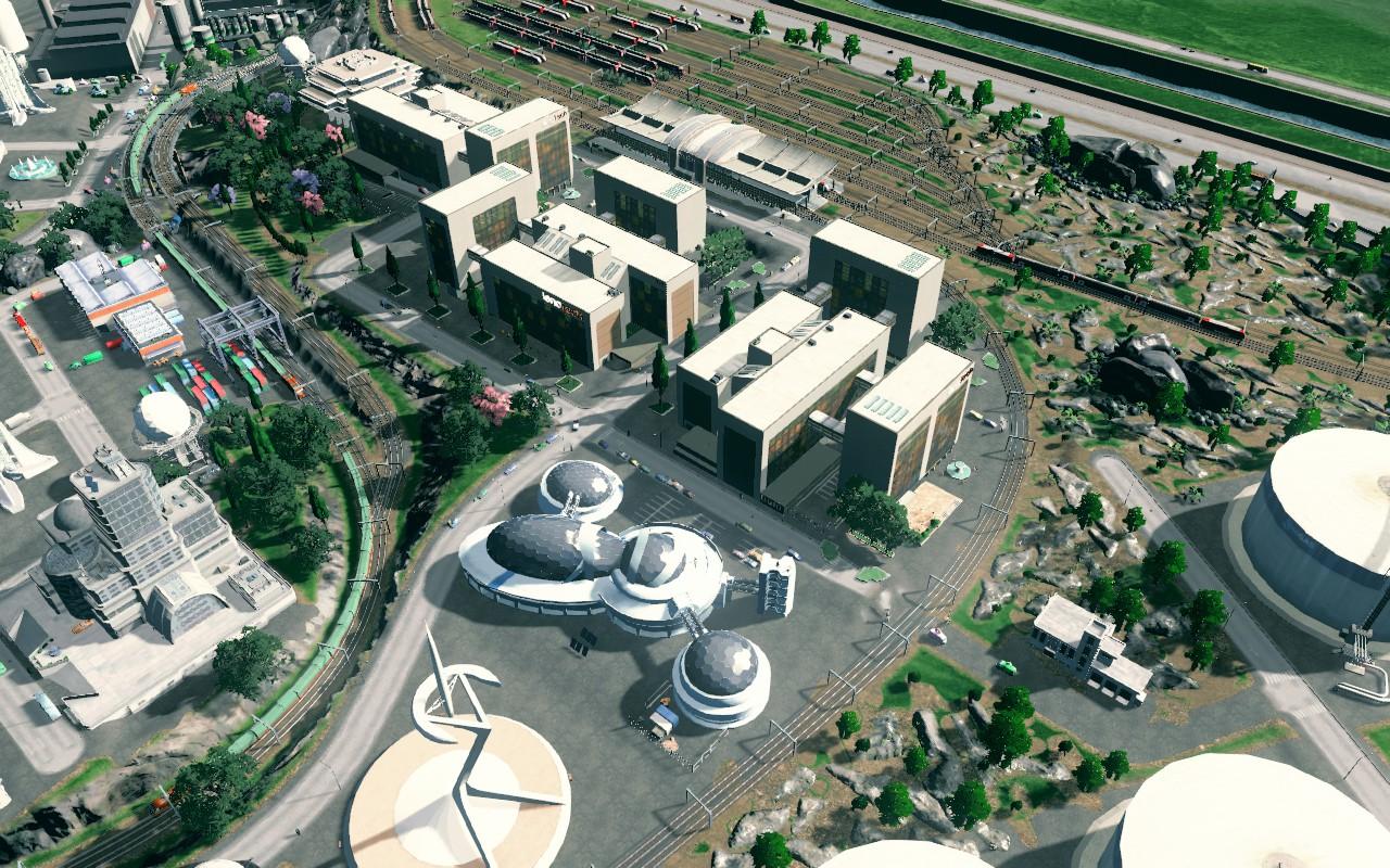 image Campus universitaire
