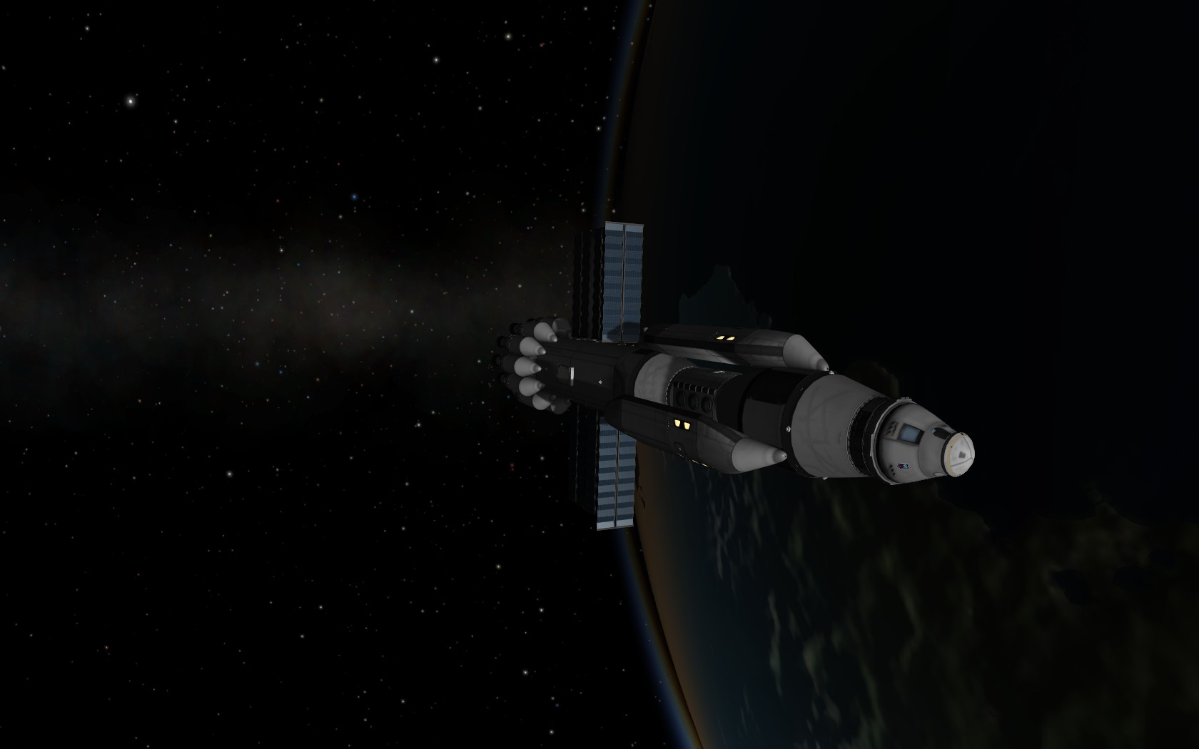 The High Road - Manned Mission to Dres - Mission Reports ...