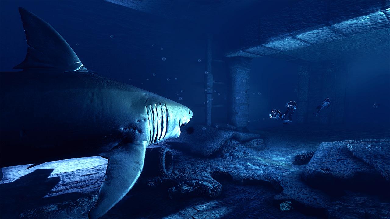 фильм о жизни на подлодке акула море всех сторон