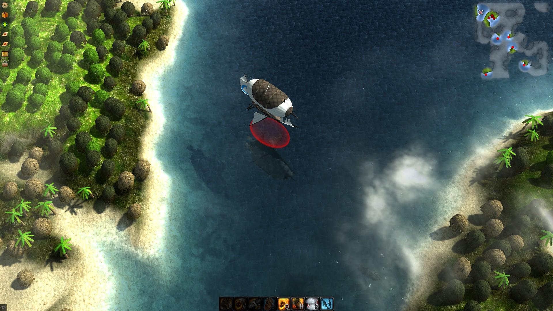 Flying Ship! Windward