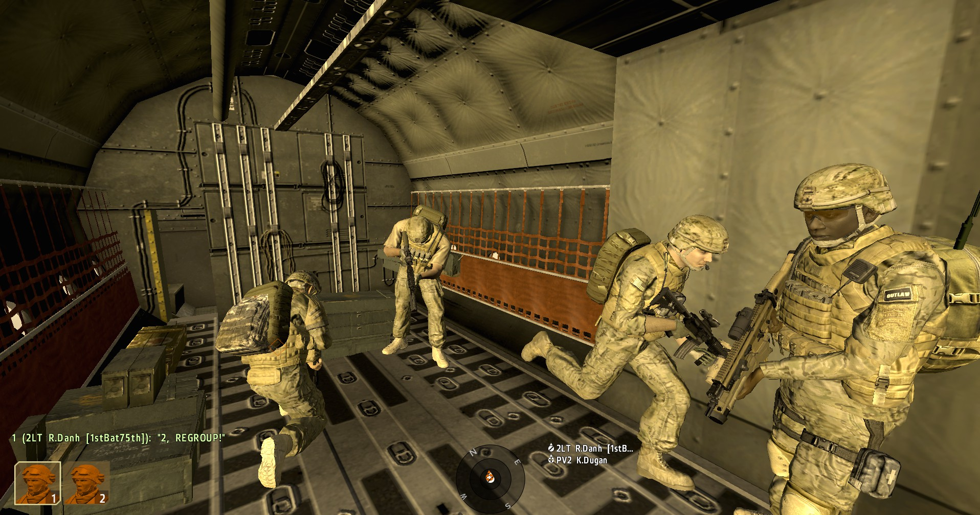 [Operation] Operation Behind Enemy Lines 3/04/17 [AAR] 6F04C5B94F64675E8492FF67D438BCC99C8BFA99