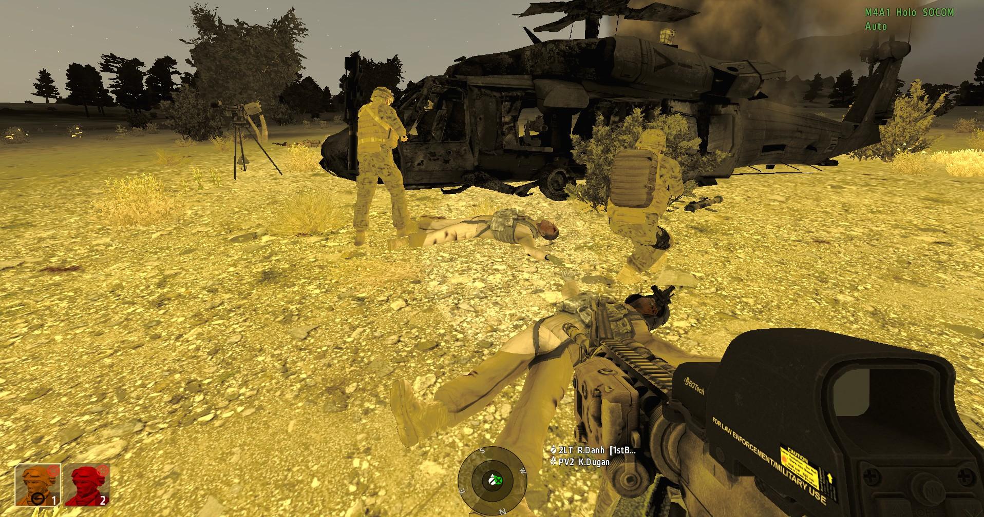 [Operation] Operation Behind Enemy Lines 3/04/17 [AAR] E0BB976635B37C019F299629EB1B1FB393456652