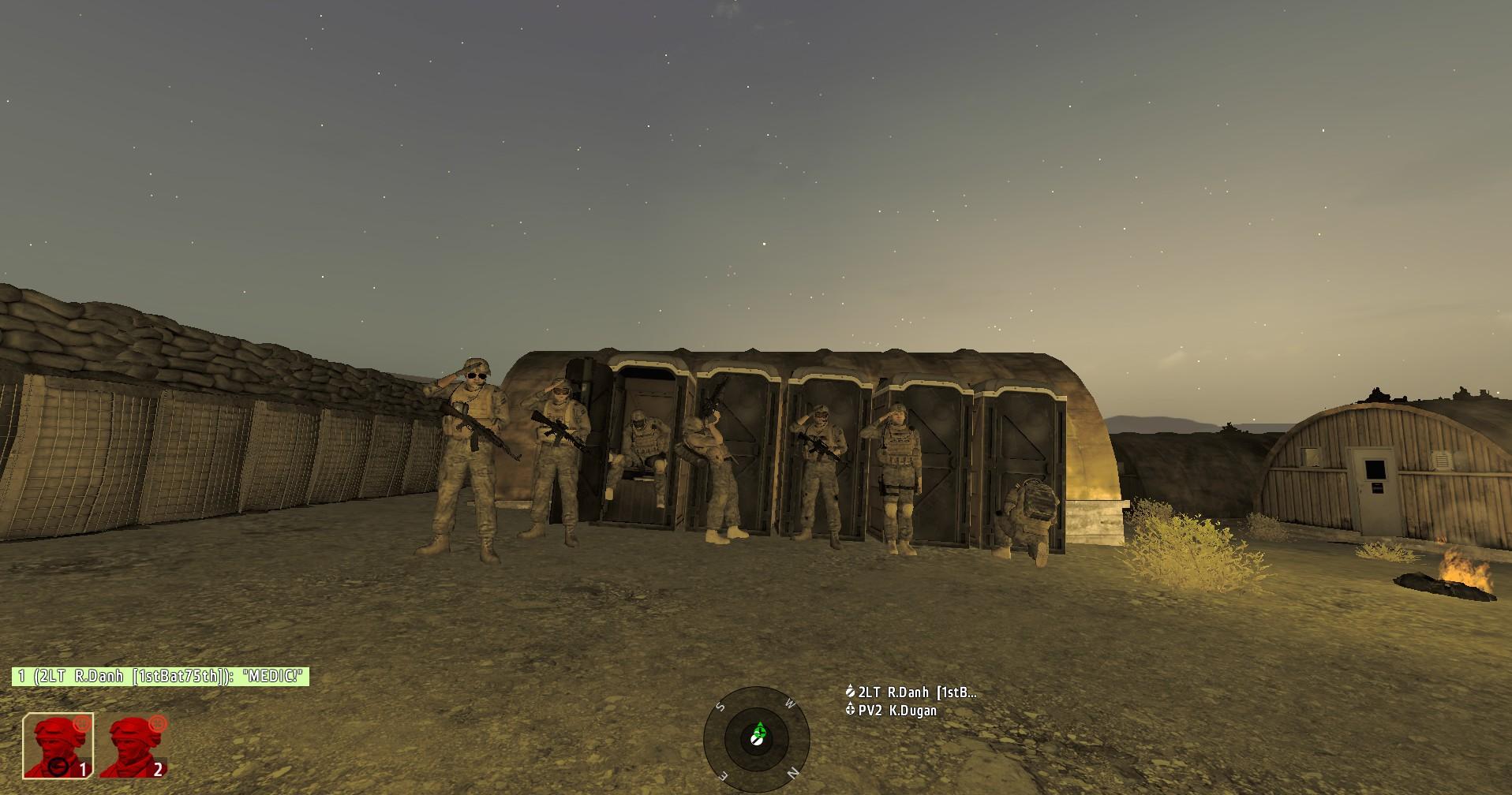 [Operation] Operation Behind Enemy Lines 3/04/17 [AAR] 932C62DE0F26615A33FF7BEBF84A265B3A4DF434