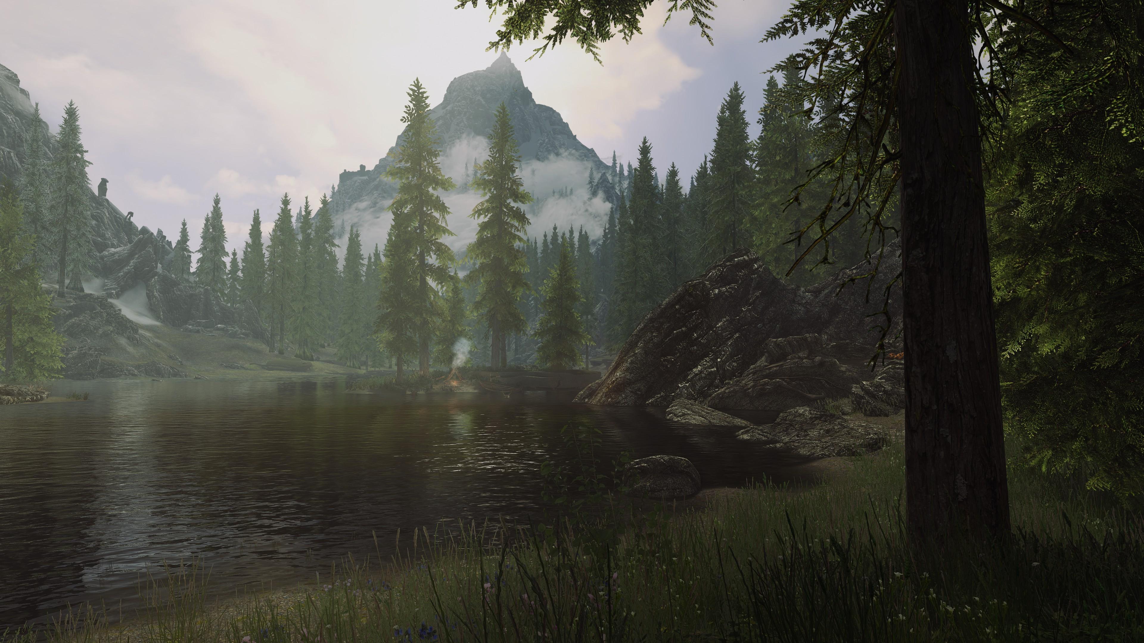The Elder Scrolls V: Skyrim - Special Edition |OT| Winter is