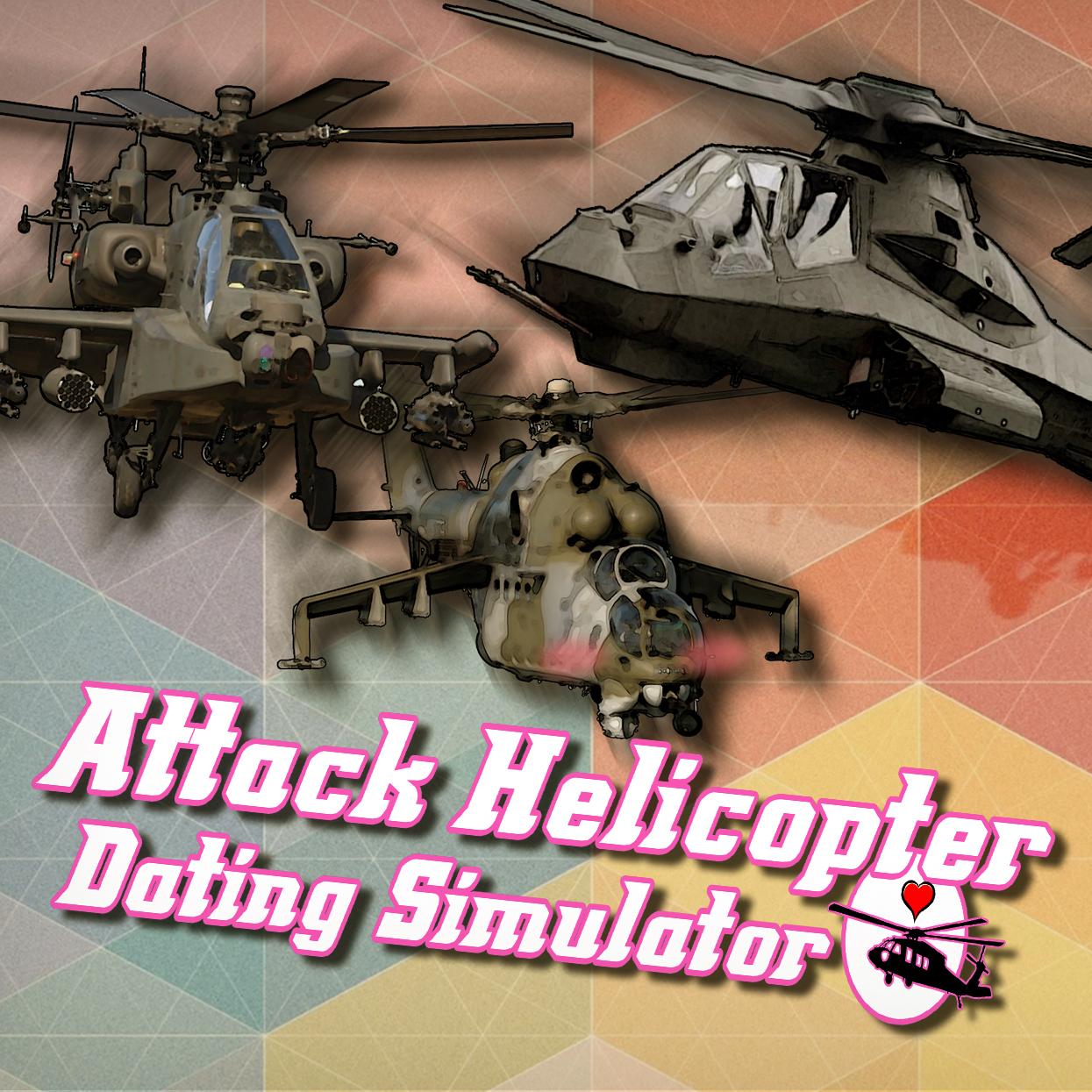 Steam Workshop    Visual Novels  Greenlit Edition Attack Helicopter Dating Simulator
