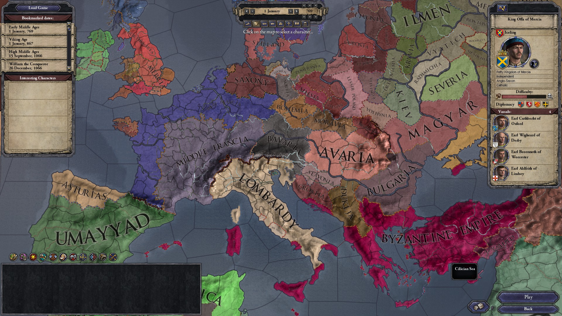 The Rise of the HRE-The Horse Roman Empire  AAR CKII REBOOTED FOR