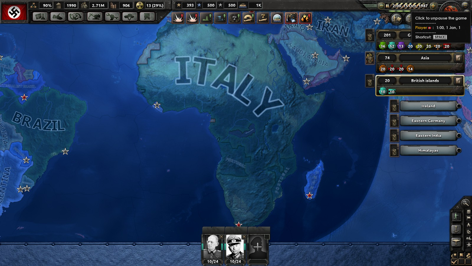 PEACE CONFERENCES STILL BROKEN! :: Hearts of Iron IV General