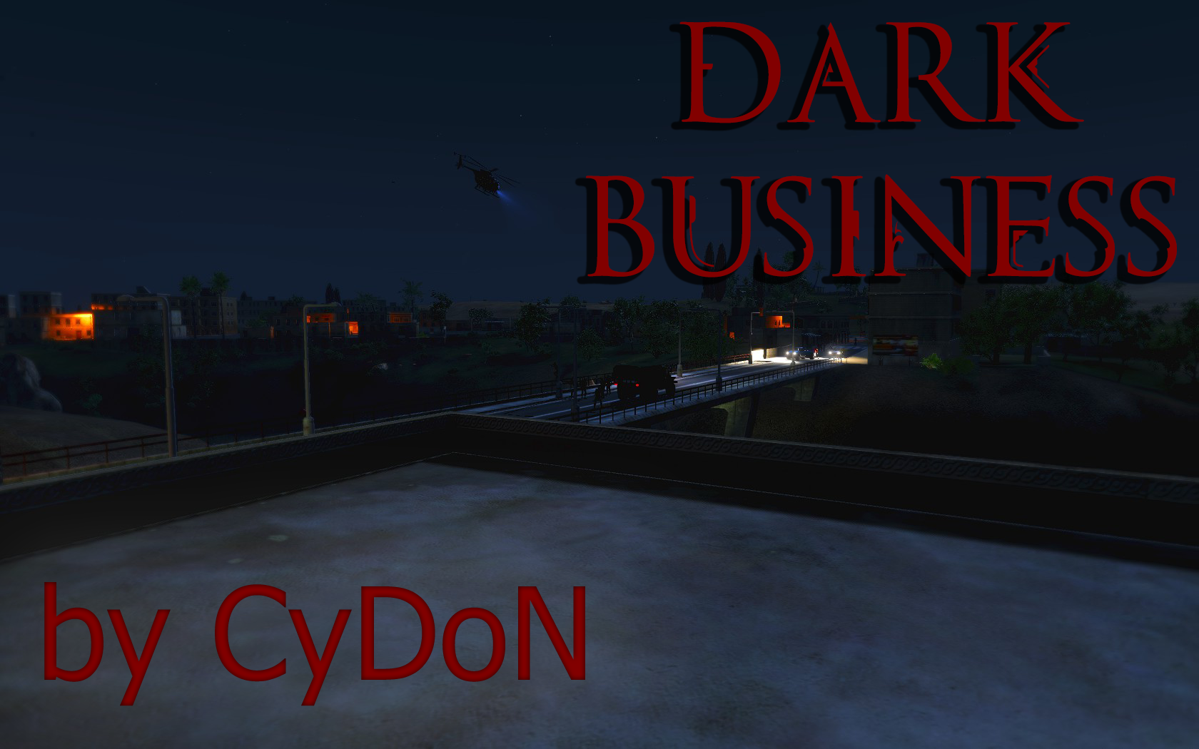 Dark Business