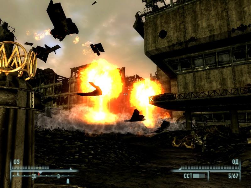 Почему зависает fallout 3 в начале игры