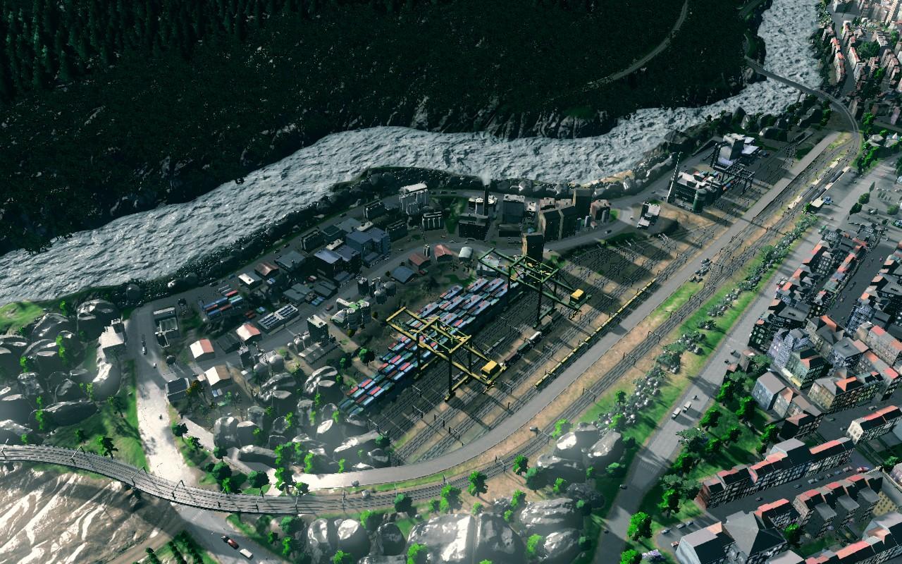 image Grande zone industrielle