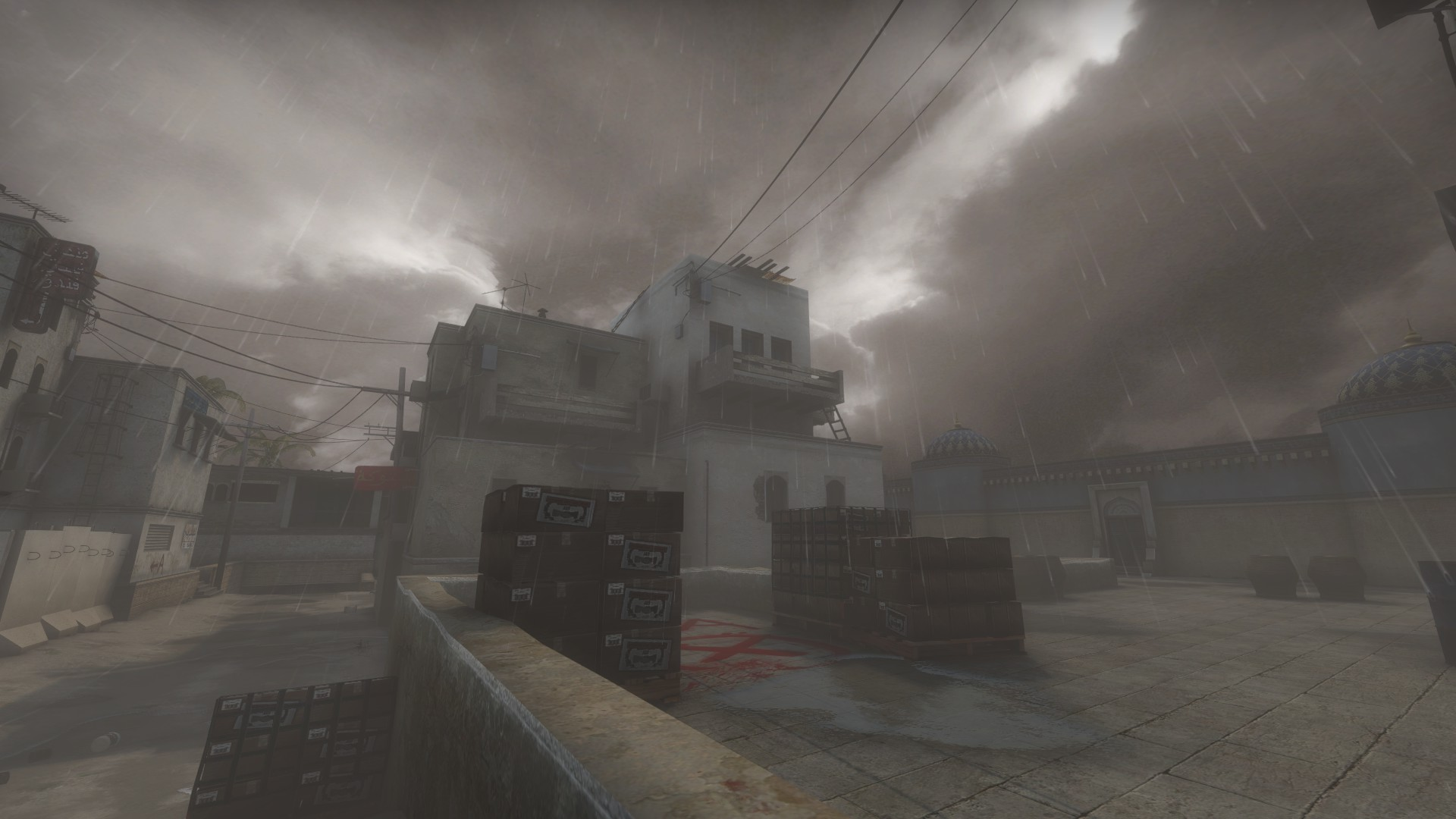 DARK CLOUDS OVER CS: GO