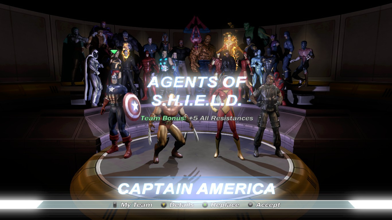 Marvel Ultimate Alliance 2 Patch Fr