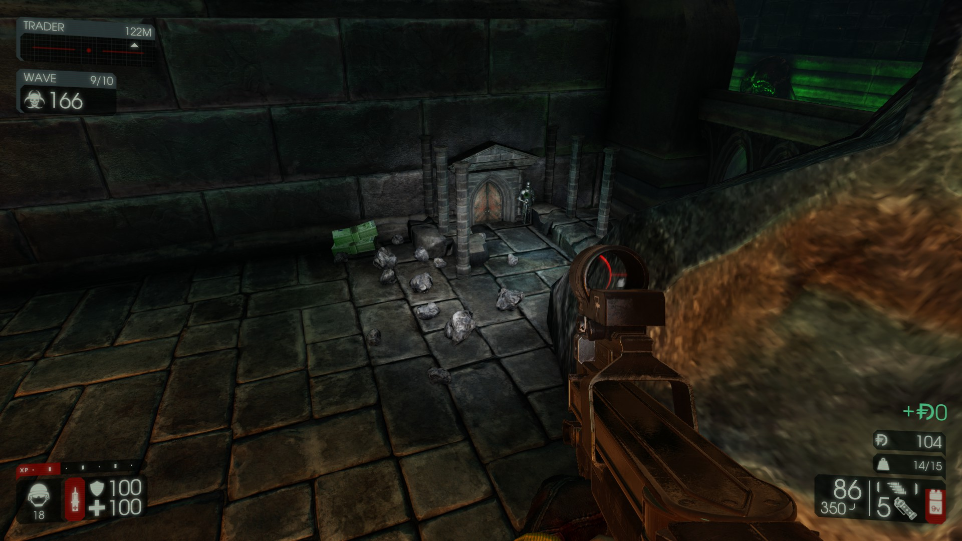 FluffTiny mystery door in new map. Dosh for scale. & Tiny mystery door in new map. Dosh for scale. : killingfloor