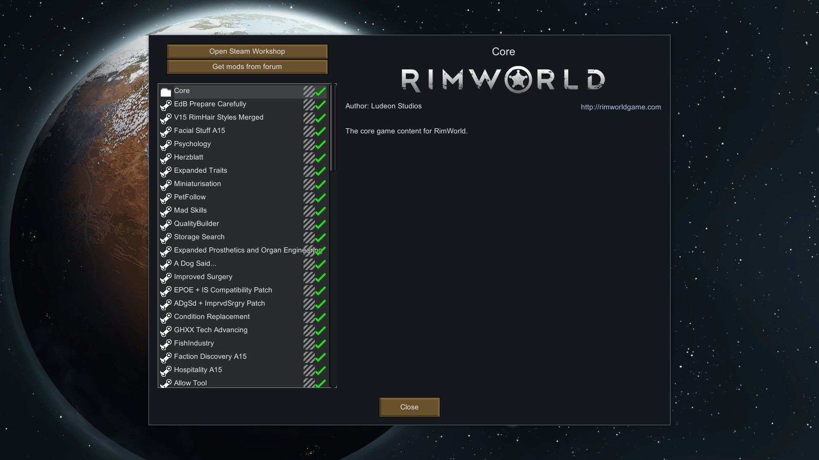 One of my mods might be causing tons of incidents to occur