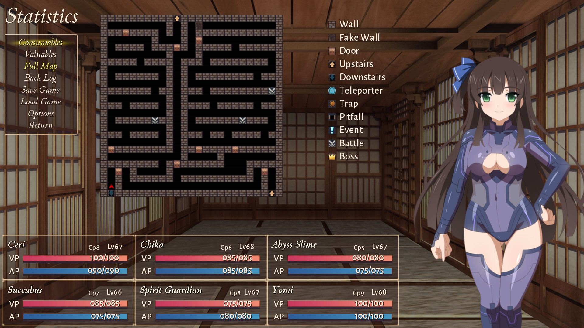 Steam community guide dungeon maps for Floor 2 dungeon map
