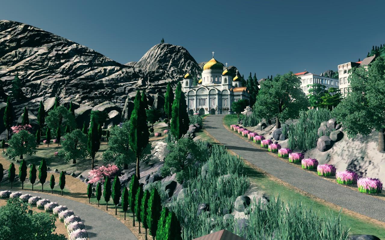 image Temple doré de Norvos