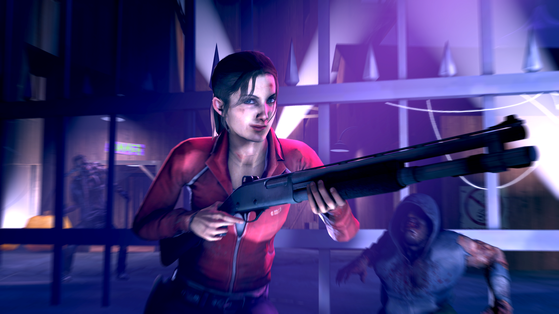Left 4 dead zoey gif naked clips