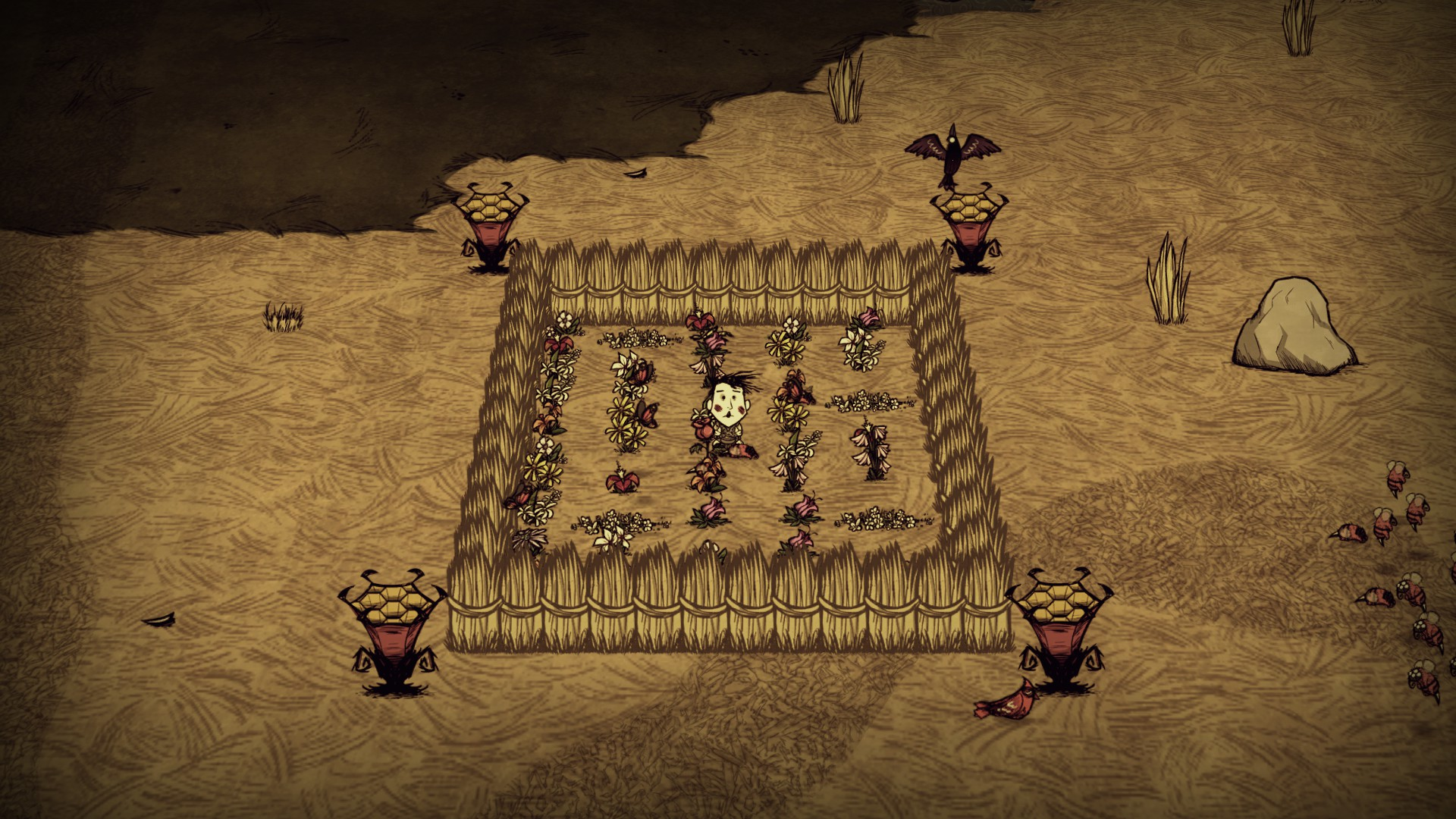 Ideas For New Set Pieces Don T Starve Together General  # Pose Tele En Boi