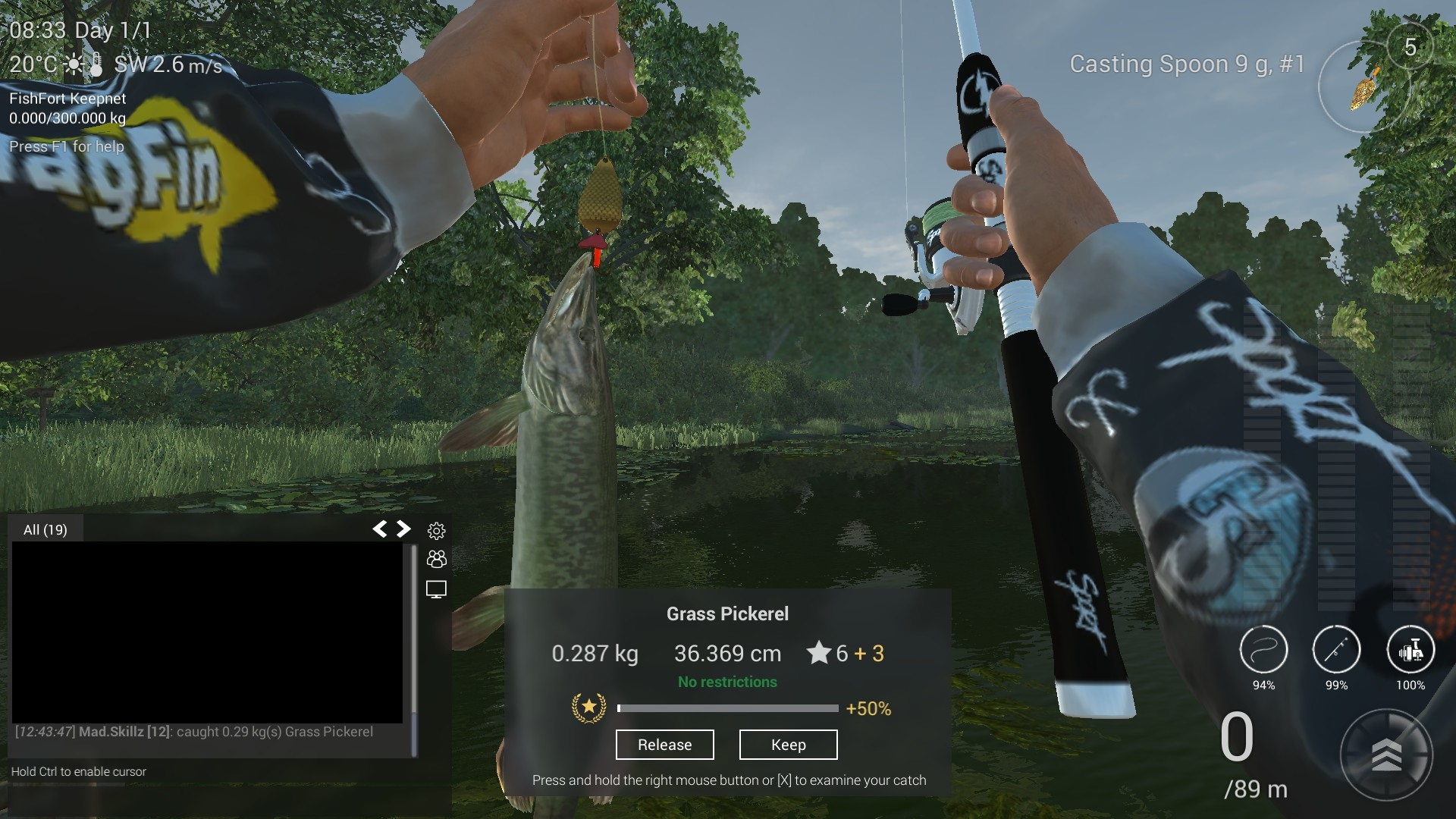 Steam community guide texas fishing guide by mad for Best fishing times texas