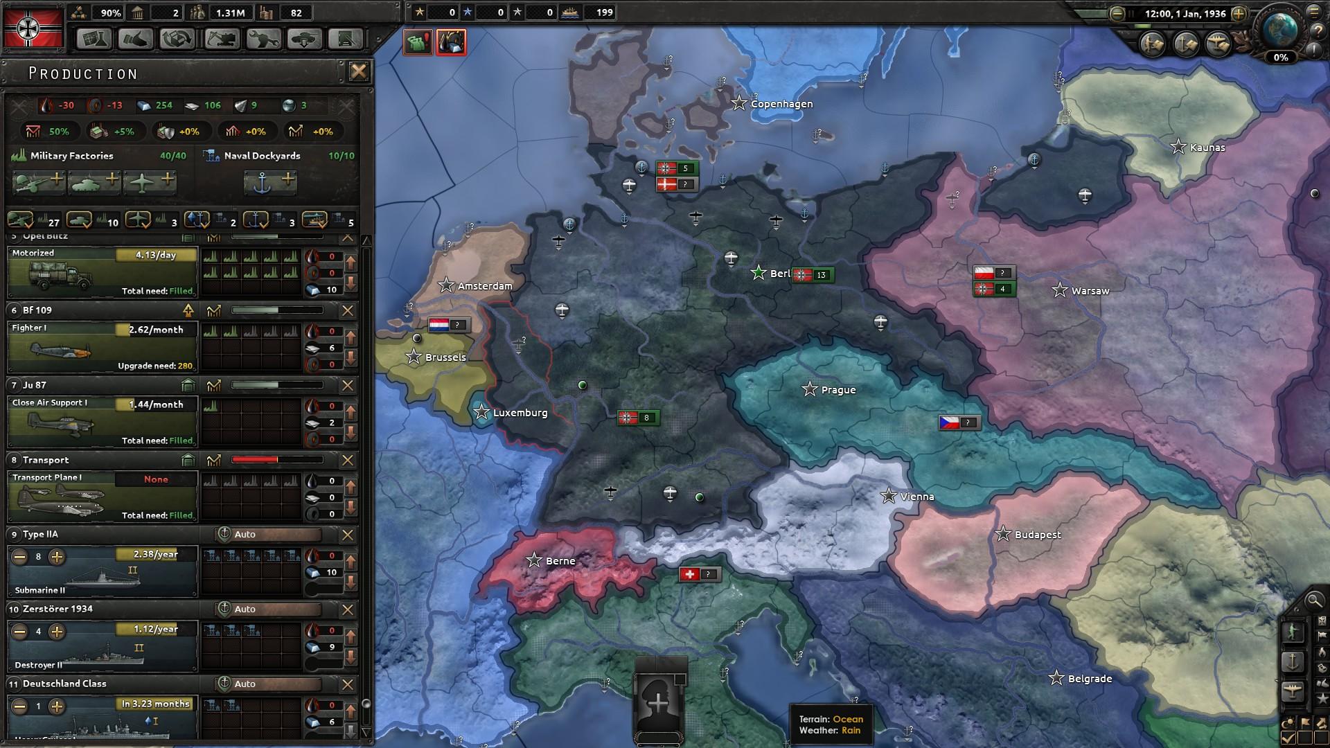 HOI4 Germany AAR- Definitely Not Forgiven - Species ALRE