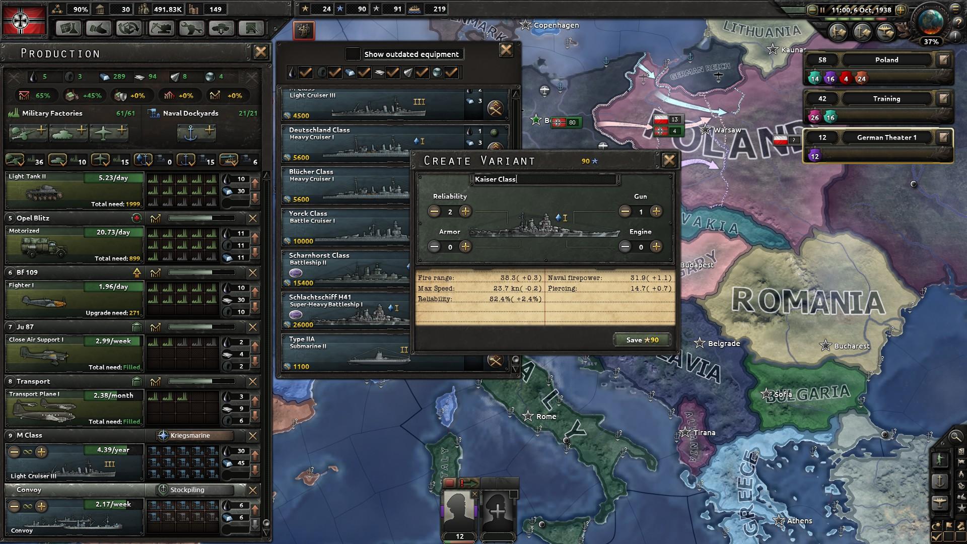 HOI4 Germany AAR- Definitely Not Forgiven - Species ALRE Forums