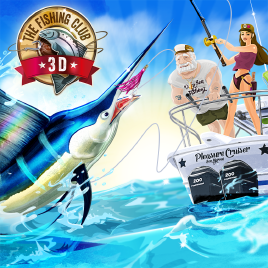 Steam greenlight the fishing club 3d for The fishing club 3d