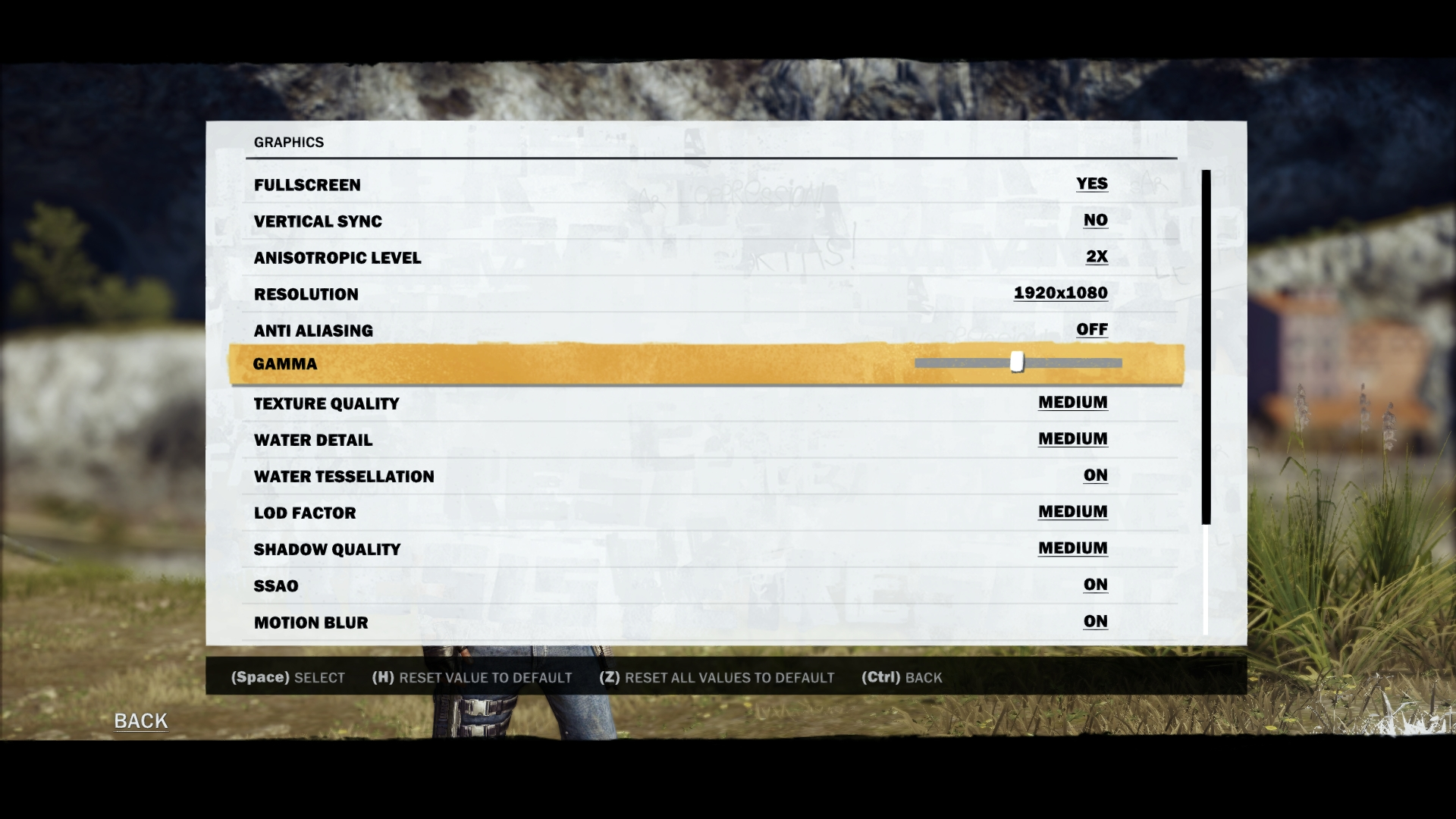 How to run better graphic with sweetFX, without lost FPS + A