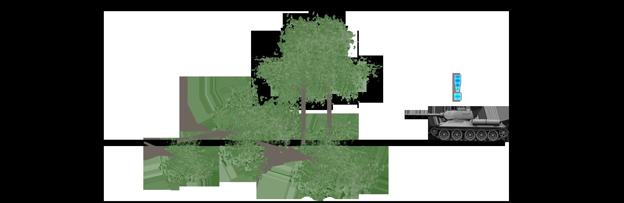 Не сбивай деревья!