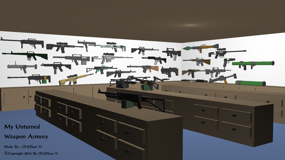 Topic unturned id html steam community my unturned weapon cellection