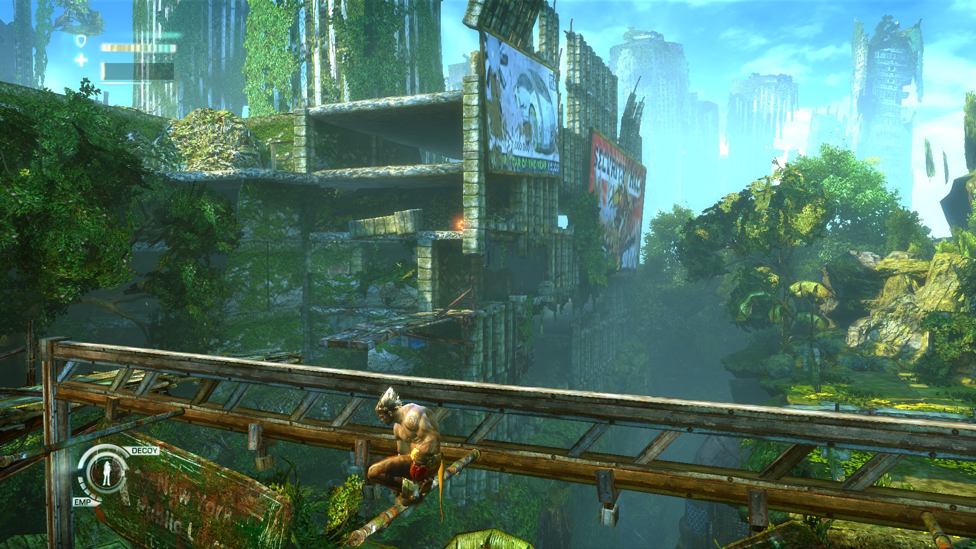 ENSLAVED: Odyssey to the West 0081977599DEFE33565233A8A0D9A6AA601F8888