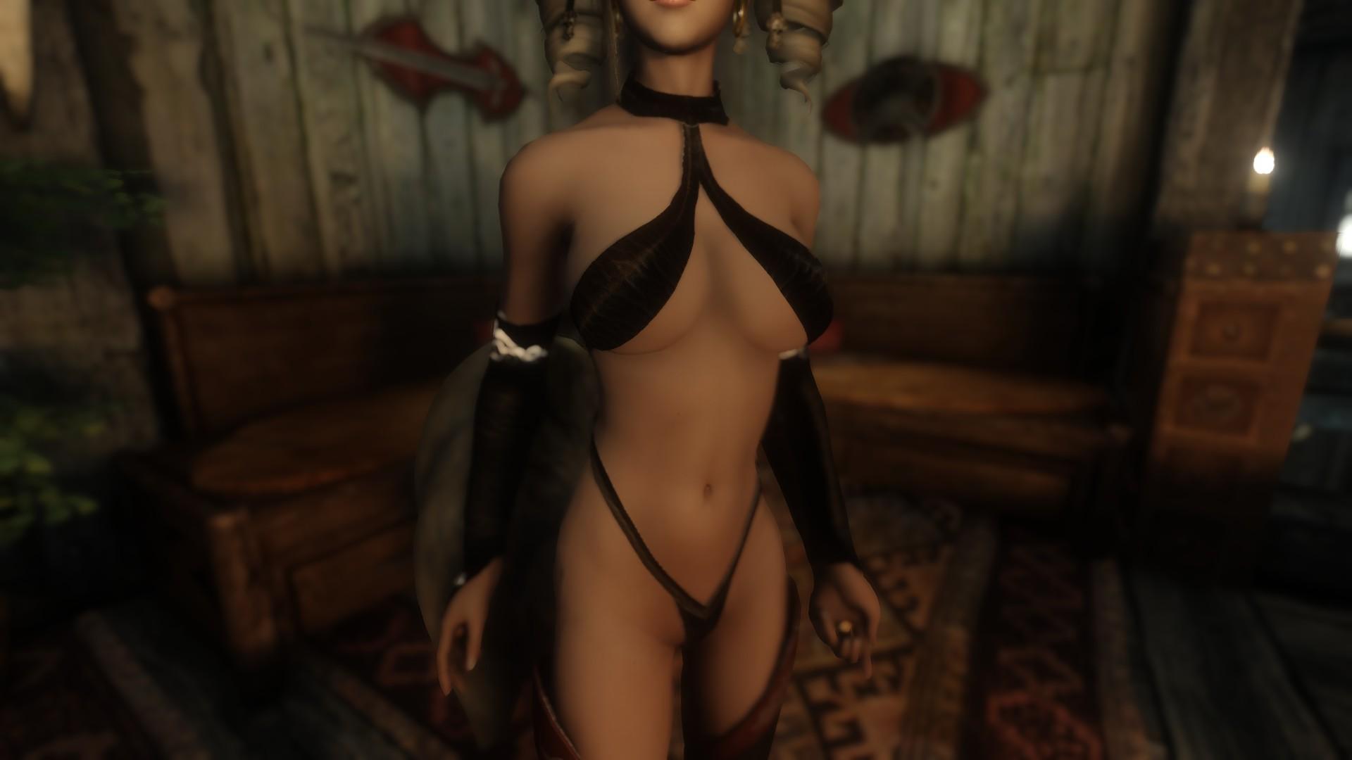 Skyrim sexy cloth