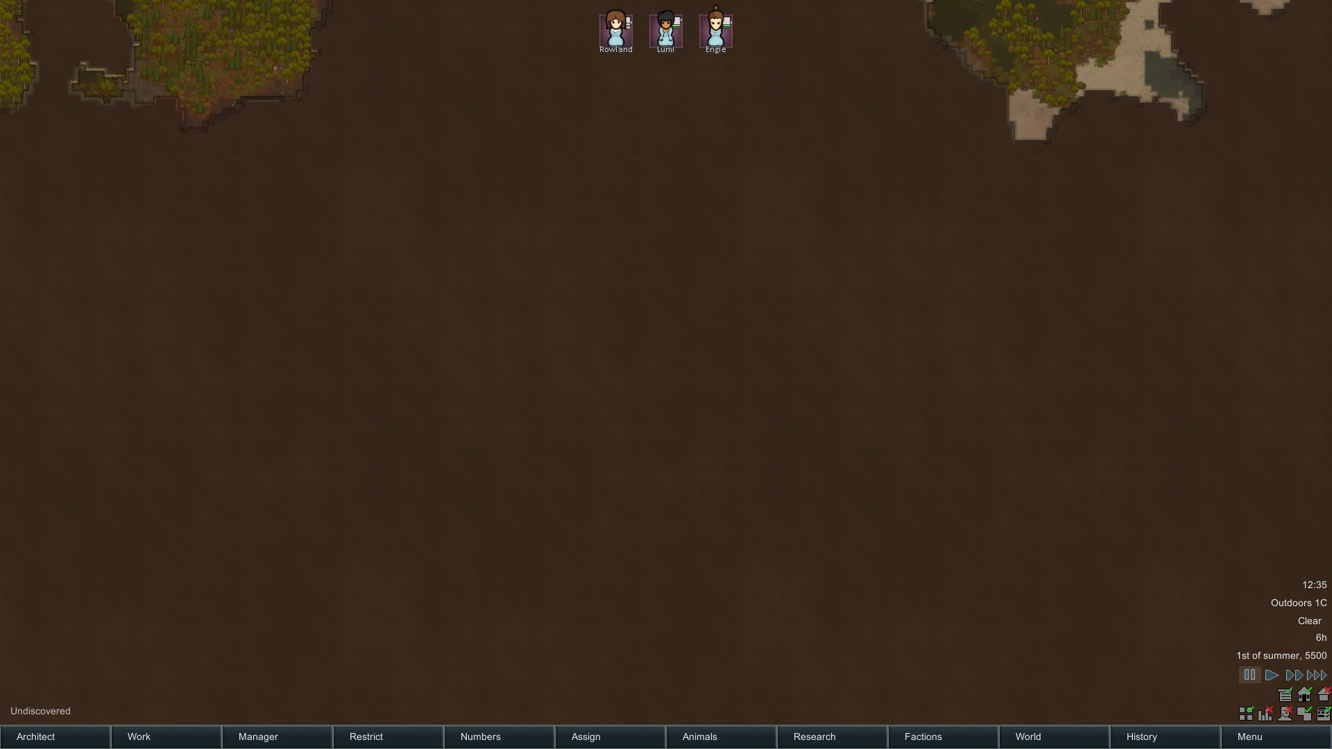 Cool Rimworld It Turns Out Vegetable Garden Isnt A Prisoner Gmtry Best Dining Table And Chair Ideas Images Gmtryco
