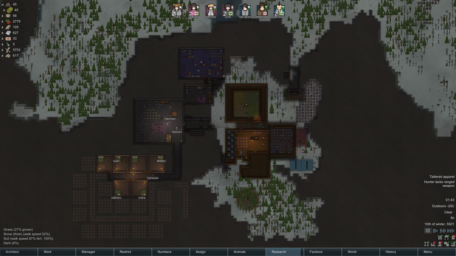 Rimworld] It turns out Vegetable Garden isn't a prisoner