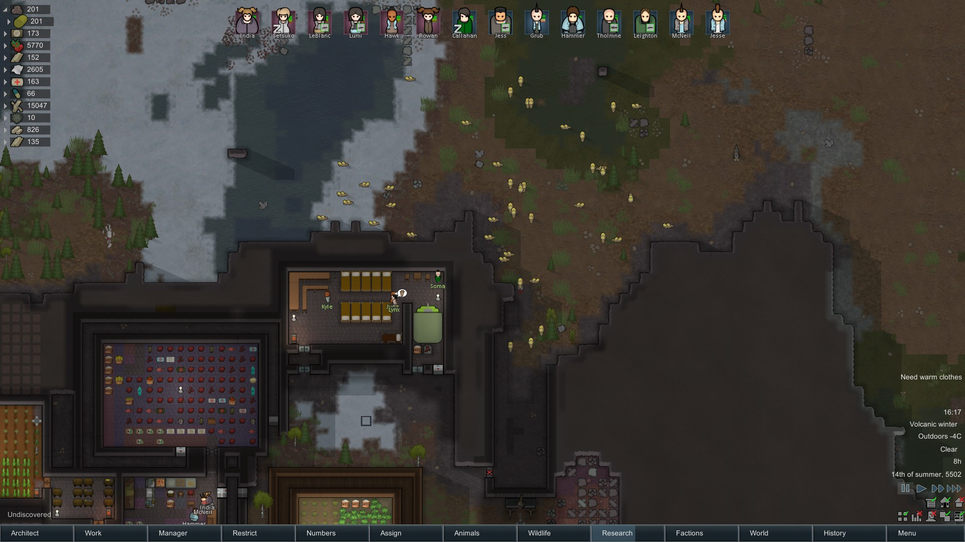 Astounding Rimworld It Turns Out Vegetable Garden Isnt A Prisoner Machost Co Dining Chair Design Ideas Machostcouk