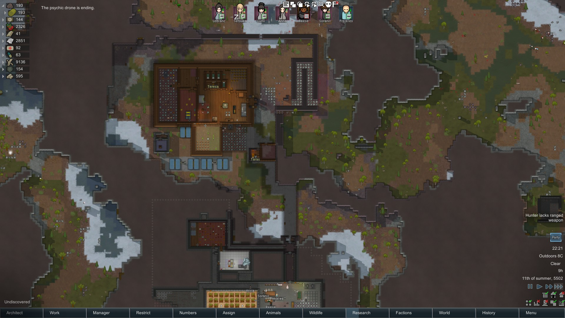 Rimworld] It turns out Vegetable Garden isn't a prisoner