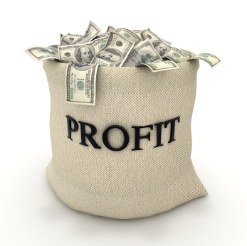 100% profit