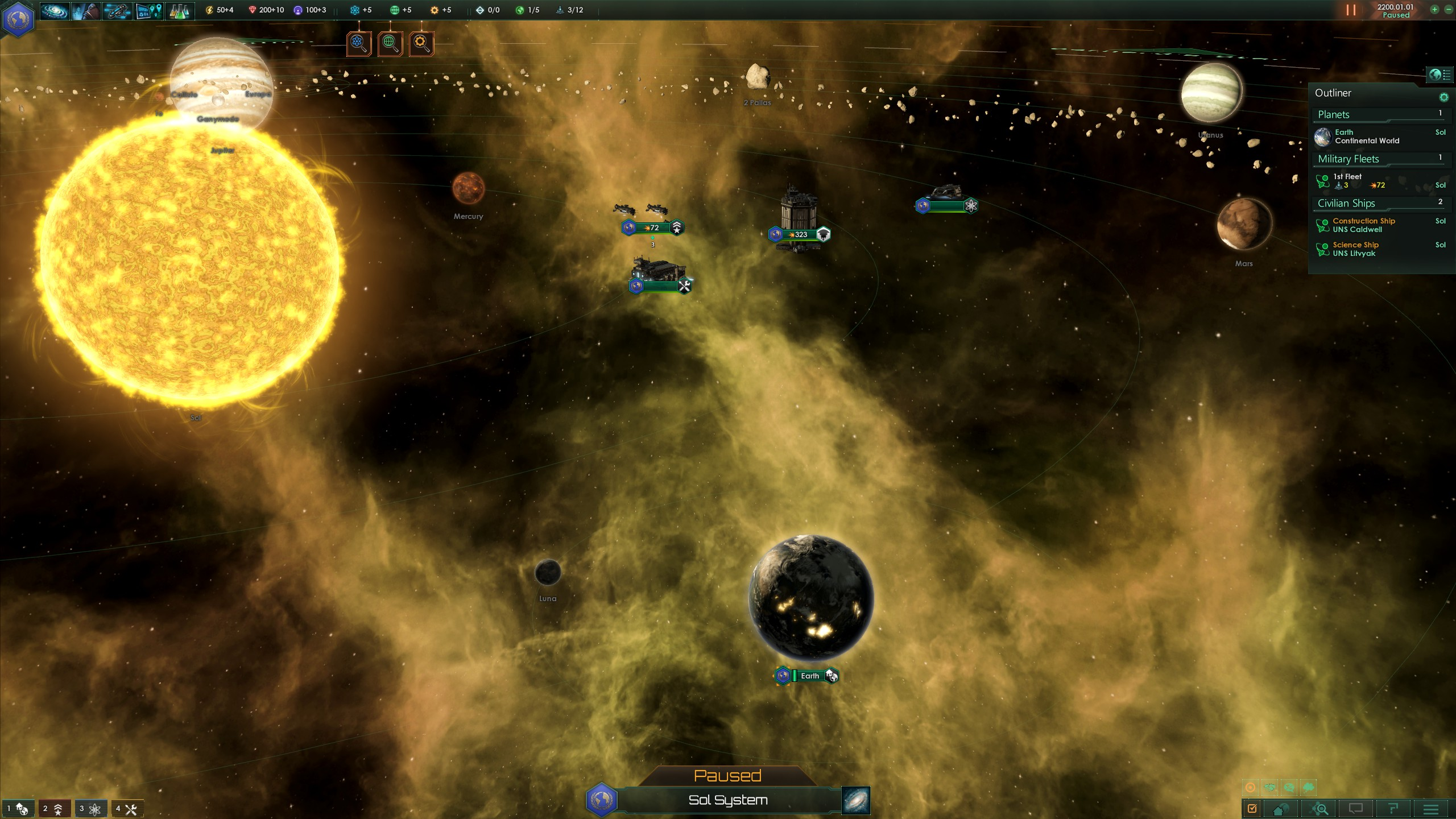 Stellaris Development Diary June 27th - New Skyboxes   Page