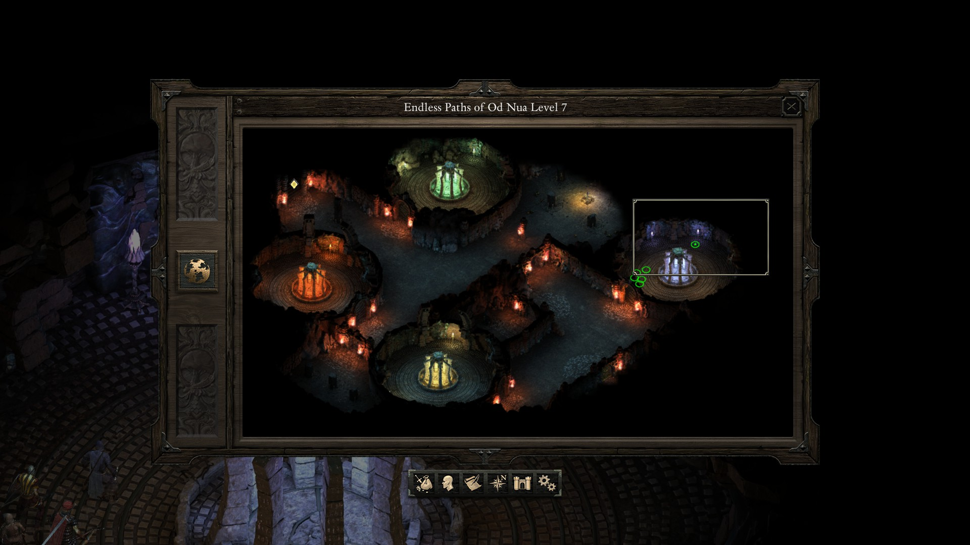 endless paths of od nua level 9 guide