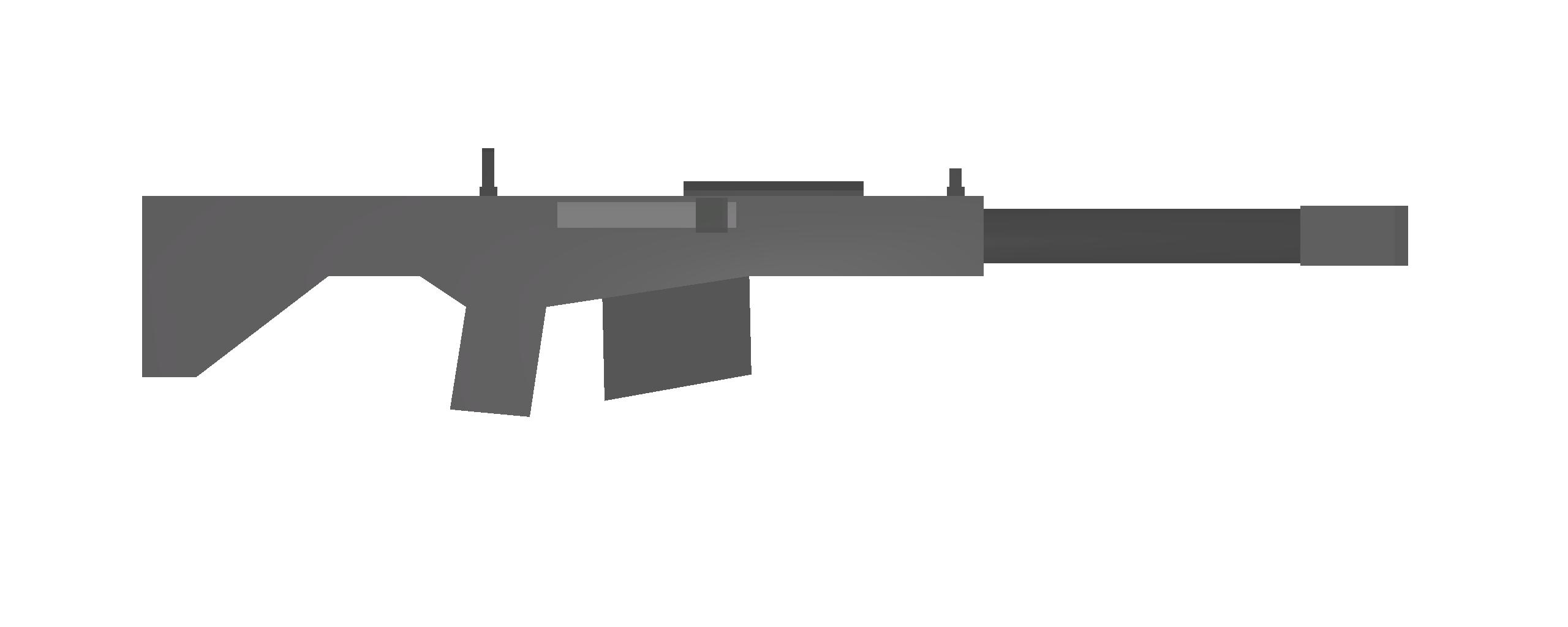 unturned machine gun