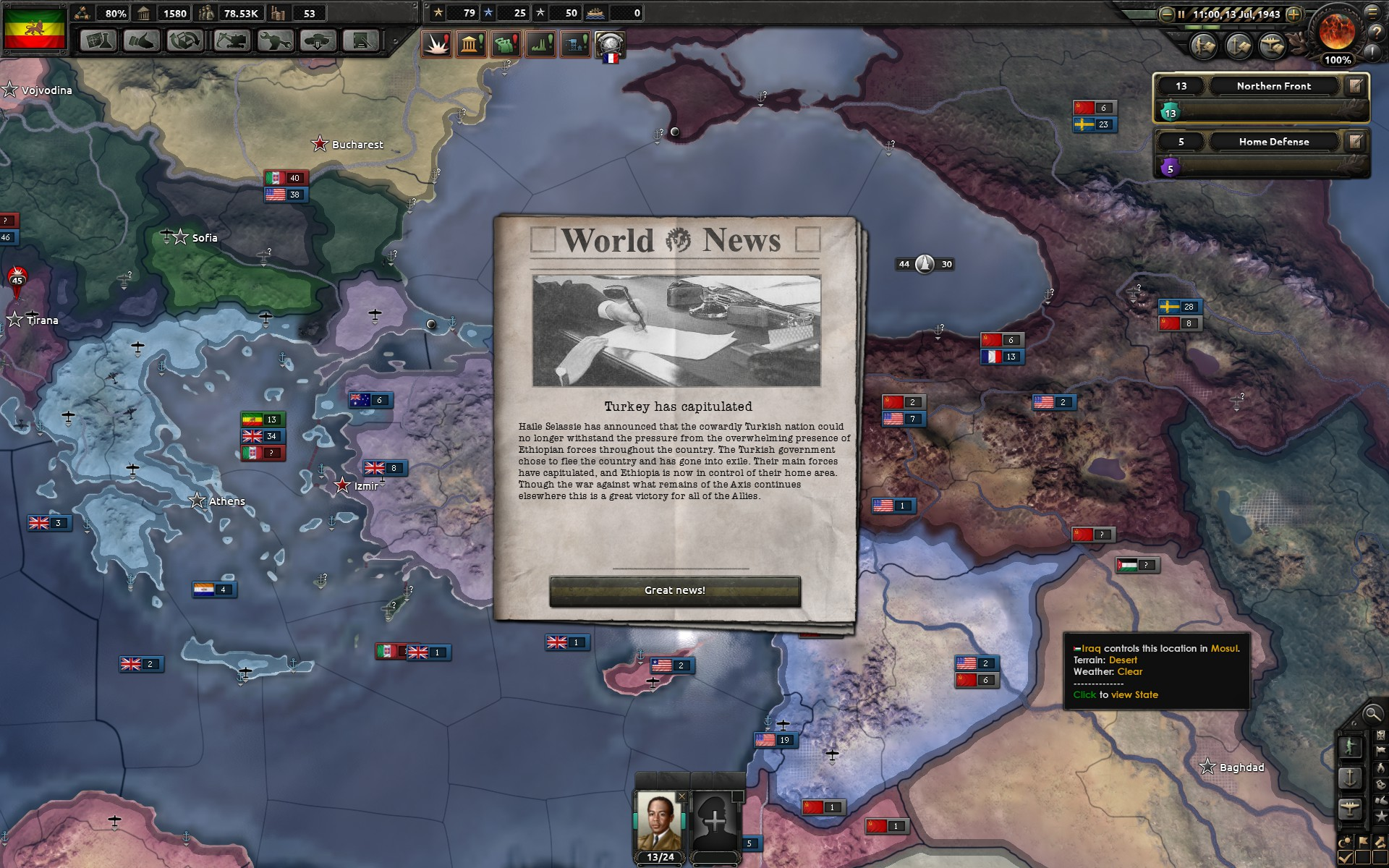 Hearts of Iron IV - Now out! | Gamers With Jobs