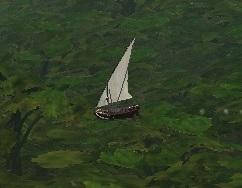 Корабль LuckCatchers Доу